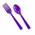 Cutlery Purple Pack (16)